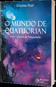 O Mundo de Quatuorian - literatura fantástica